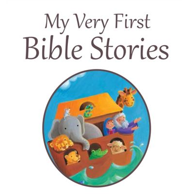 My Very First Bible Stories (Hardcover)