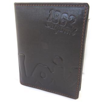 site réputé sélectionner pour le meilleur volume grand Lois Jean [M7376] - Portefeuille européen cuir 'Lois Jean' marron (10. 6x8.  5x1. 5 cm)
