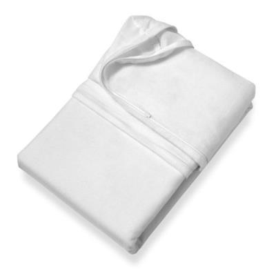 Setex protège-matelas anti-allergène, 70 x 140 cm, 100 % coton, weiß, allergo, 14ag070140700002