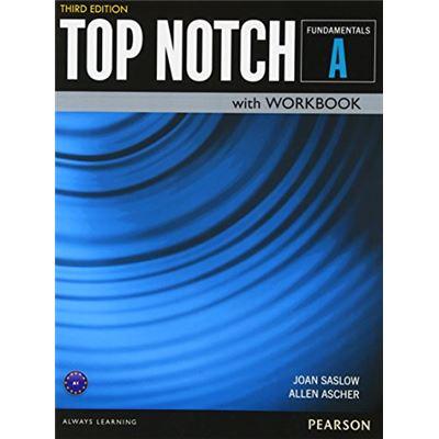 Top Notch Fundamentals - Student Book Split A (+ Workbook)