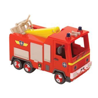 Sam le pompier jupiter le camion de pompier v hicule - Sam le camion de pompier ...