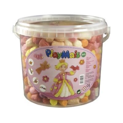 Playmais - 4557 - loisir créatif - seau - princesse - 5 l