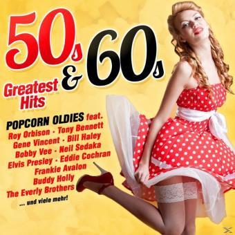 Popcorn Oldies: 50s &..