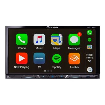 pioneer avh z5000dab r cepteur dvd affichage 7 po unit int gr e au tableau de bord. Black Bedroom Furniture Sets. Home Design Ideas