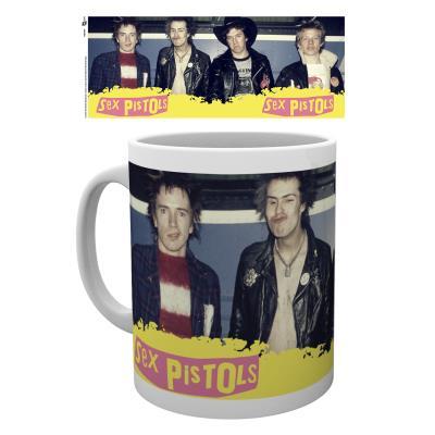 Tasse a cafe Sex Pistols Bande