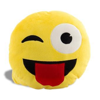 Coussin Smiley clin d'?il oreiller   Achat & prix | fnac