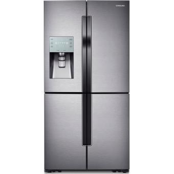 samsung rf858valasl frigo am ricain achat prix fnac. Black Bedroom Furniture Sets. Home Design Ideas