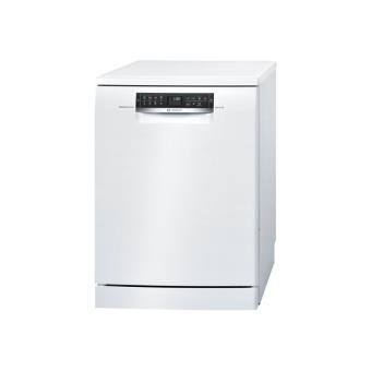 bosch serie 6 super silence plus sms68tw00e lave vaisselle pose libre blanc achat prix. Black Bedroom Furniture Sets. Home Design Ideas