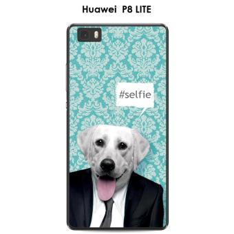 coque huawei p8 lite chien