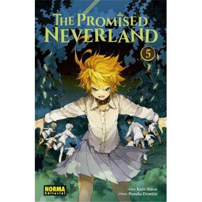 The Promised Neverland 5 - [Livre en VO]