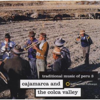 Traditional Music Of Peru 3