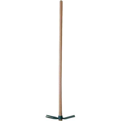CAP VERT - Serfouette forgée panne et fourche 26 cm mmanché