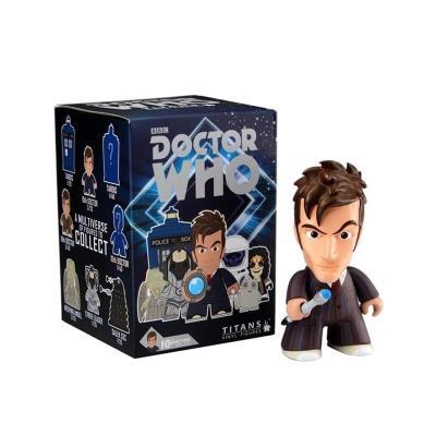Figurines - Doctor Who - 1 Trading Figures Aléatoires de 8cm