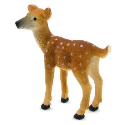 Mgm - 387036 - figurine animal - faon petit modèle - 5 x 5 cm animal planet ft-7036