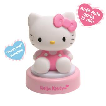 Oprindeligt Hello Kitty Lampe Veilleuse 3D 15CM - Veilleuses - Achat & prix | fnac GG91