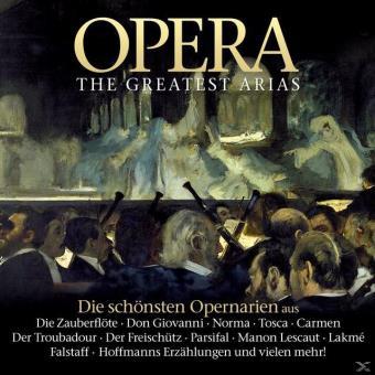 Opera The Greatest Arias