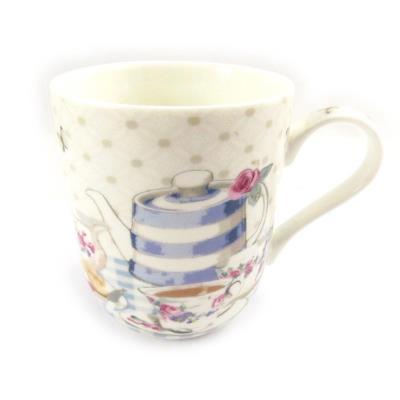 Mug 'Instant Romantique' pastel