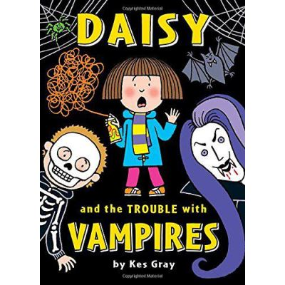 Daisy and the Trouble with Vampires (Daisy Fiction) - [Version Originale]