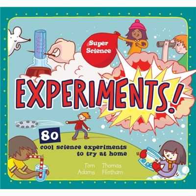 Super Science: Experiments (Hardcover)