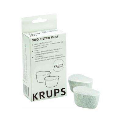 Krups f 472 00 set filtre duo filtre pour machine à café (import allemagne)
