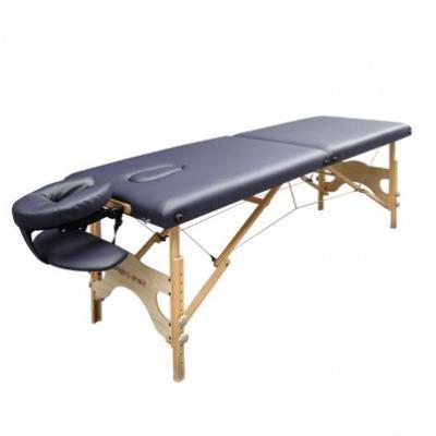 Table de massage pliante BLEUE