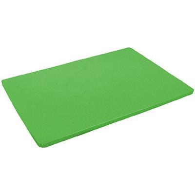 Fackelmann 39078 haccp planche à découper plastique vert 45 x 30 x 1,2 cm