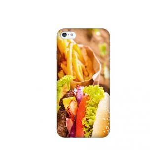 coque hamburger iphone 5