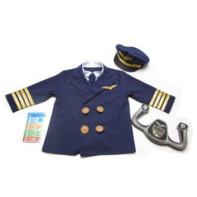 Déguisement pour enfant le petit pilote Corentin
