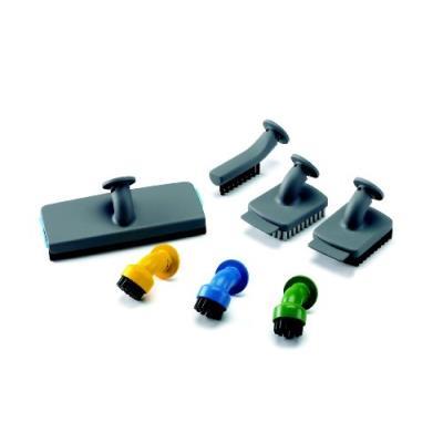 Black & decker lot d'accessoires complet pour nettoyeur vapeur