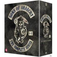 SONS OF ANARCHY S.1-7 (30DVD) (IMP