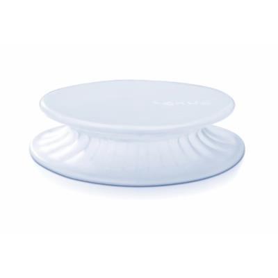 Lékué couvercle extensible 15 cm blanc luki