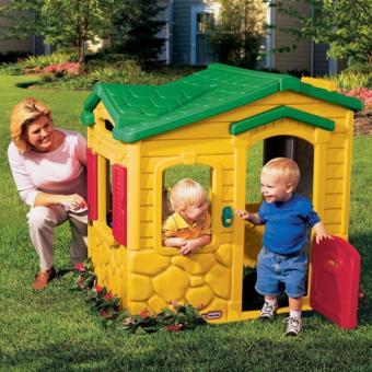 little tikes maison de jardin magique sunshine maisons de jardin achat prix fnac. Black Bedroom Furniture Sets. Home Design Ideas