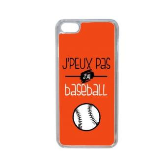 coque iphone 8 baseball
