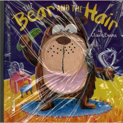 The Bear And The Hair (Hardcover)