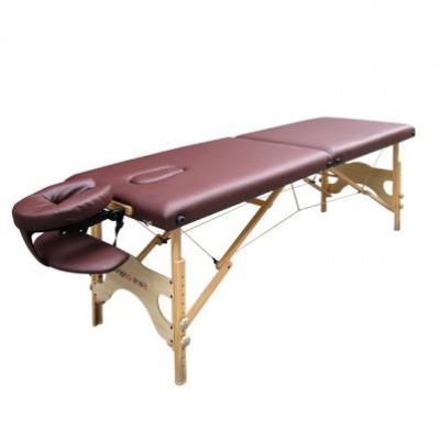 Table de massage pliante chocolat