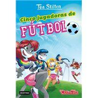 Tea stilton-cinco jugadoras de futb