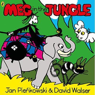 Meg in the Jungle (Meg & Mog) - [Version Originale]