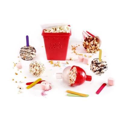 Yoko design kit cuit popcorn pour réaliser des sucettes de popcorn yoko1317