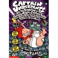 CAPTAIN UNDERPANTS AND THE INVASION