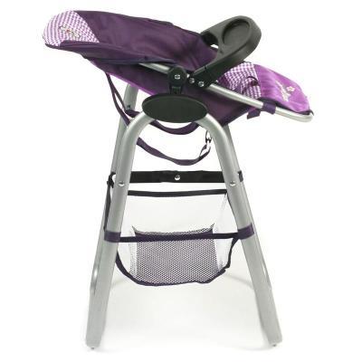 655 Haute Chic 2000 28 Bayer Poupées Purple Pour Checker Chaise iuZkXTOP