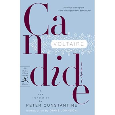 Candide, Modern Library Classics
