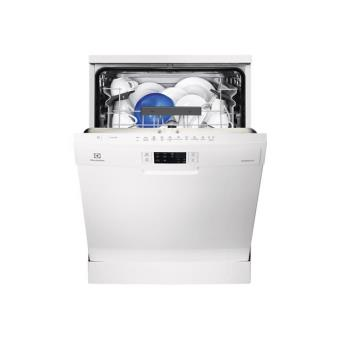 electrolux esf5541low lave vaisselle pose libre blanc. Black Bedroom Furniture Sets. Home Design Ideas