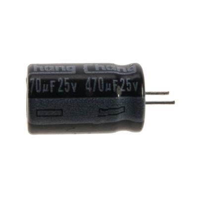 Vestel Condensateur 470 µf 25 V Pour Televiseur - Lcd Ref: 30000409