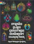 Stained glass christmas ornament co