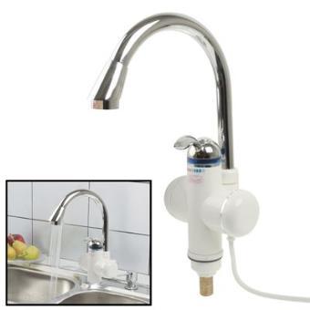 49 50 sur robinet chauffe eau instantan lectrique chauffant conomies d 39 eau achat prix fnac. Black Bedroom Furniture Sets. Home Design Ideas