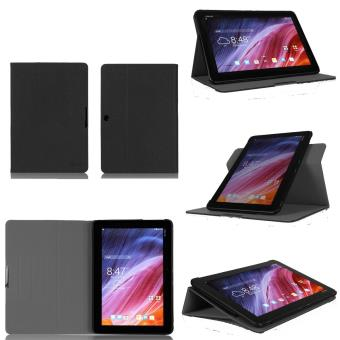 asus transformer pad tf103c 10 pouces noir housse protection ultimkaz cuir style noire etui. Black Bedroom Furniture Sets. Home Design Ideas
