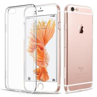 Coque Silicone Transparente IPHONE 6 6S Souple Invisible Houe Etui TRANSPARENTE