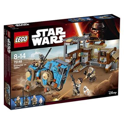Lego star wars - 75148 - rencontre sur jakku