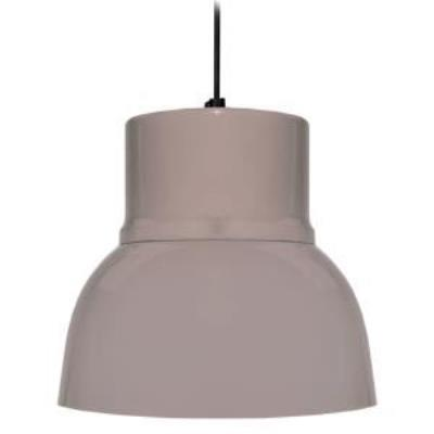 Cloche Suspension 24 Cm Métal Marron