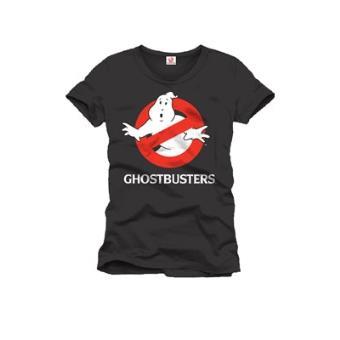 SOS Fantômes - T-Shirt Logo noir (S) - Autres